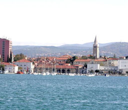 Cycling from the City Koper