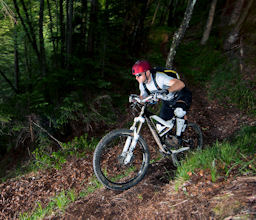 Hire a professional Mountain biking Guide