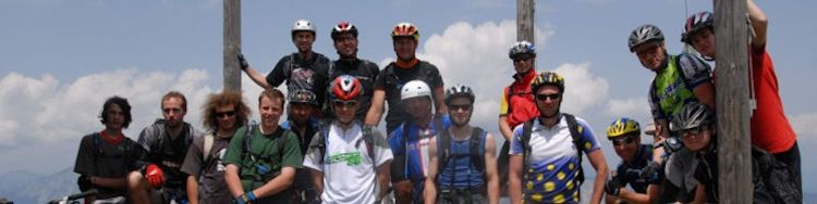 Weekend Mountain biking holidays in Slovenia