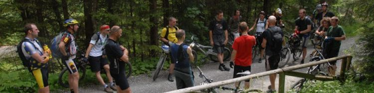 Julian Alps Mountain biking holidays in Slovenia